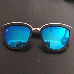 Diff Eyewear Rose Sunglasses